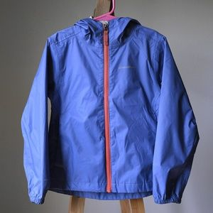 Eddie Bauer Cloud Cap Rain Jacket ~ New!